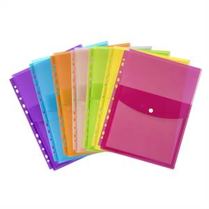 Marbig® Top Opening Binder Pocket