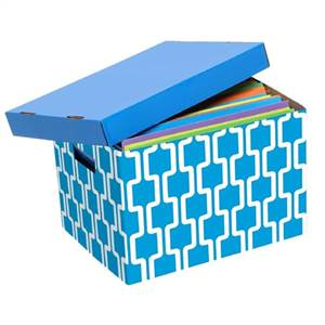 Marbig® Patterned Archive Box